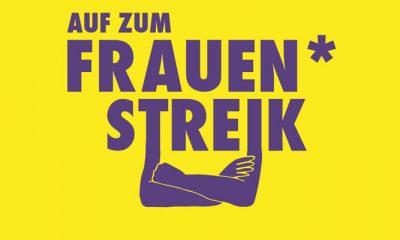 8. März 2020 Frauen*streik
